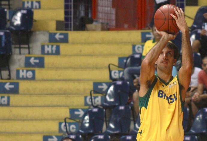 Marcelinho jogo das estrelas basquete (Foto: Thiago Lavinas)