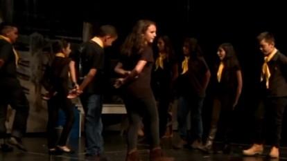 Musical é apresentado no Teatro Usina Gravatá em Divinópolis