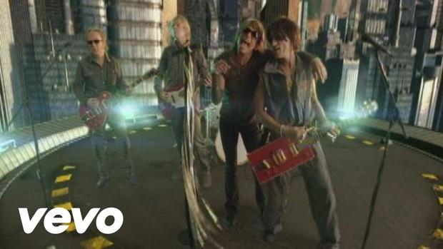 Sucessos do Aerosmith que não podem faltar (Foto: Reprodução/Youtube)