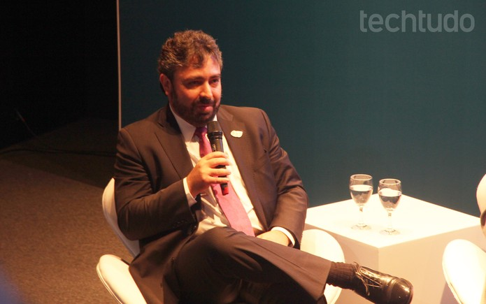Rodrigo Uchôa, diretor de novos projetos da Cisco (Foto: Carol Danelli/TechTudo)