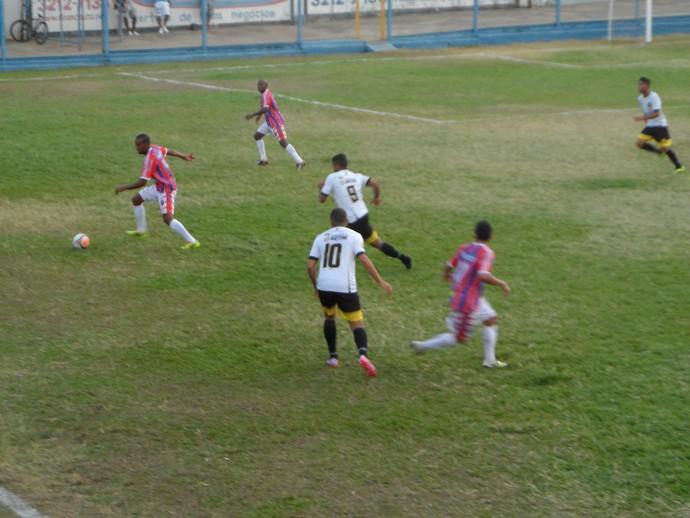 Em jogo sem muitas surpresas, Formigão empatou com o Betinense. (Foto: GloboEsporte.com/ Arquivo)
