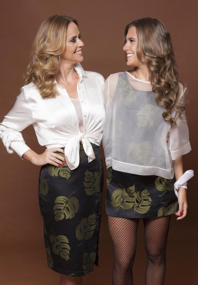 Luciana e Juliana Cunha Campos (Foto: Divulgação)