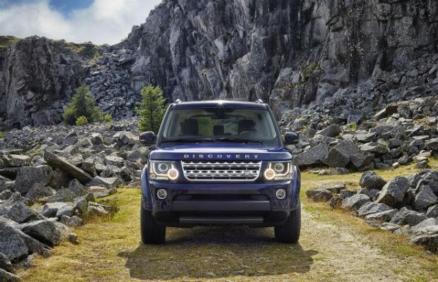Land Rover apresenta Discovery 2014, que parte de R$ 254 mil