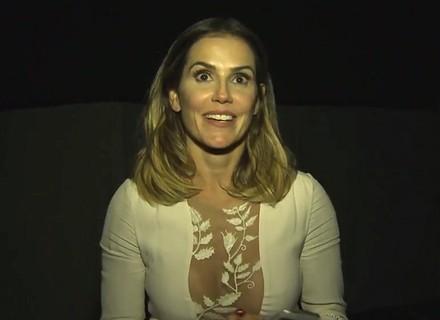 Deborah Secco e Mariana Santos falam de surpresas do 'Tamanho Família' logo depois da gravação