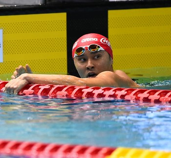 Kosuke Kitajima seletiva japonesa (Foto: Getty Images)