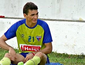 Ronaldo Angelim deve estrear contra o Sousa pela Copa do Nordeste (Foto: Reprodução / TV Verdes Mares)