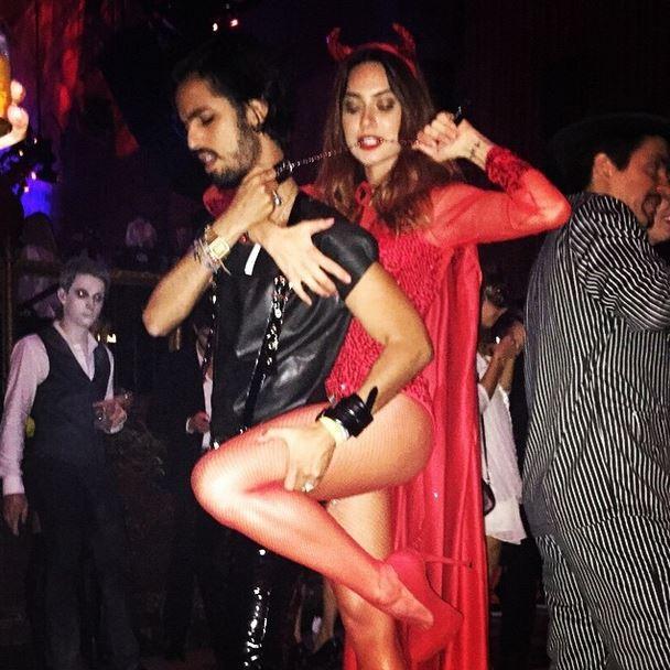 Thaila Ayala e André Nicolau (Foto: Reprodução/Instagram)
