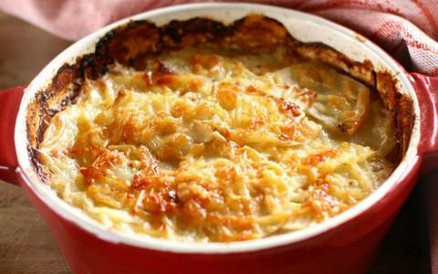 Escondidinho de carne-seca: massa leva mandioquinha e cream cheese