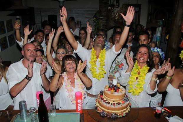 Aniversário Rodrigo Phavanello (Foto: Rodrigo dos Anjos/ Ag. News)