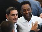 Pelé 'segue internado em boa recuperação', diz boletim médico