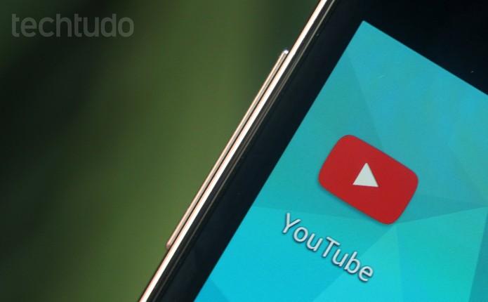 Youtube (com marca d'água) (Foto: Luciana Maline/TechTudo)