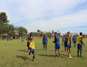 Rondoniense Sub-20 (Foto: Livia Costa/ Arquivo pessoal)