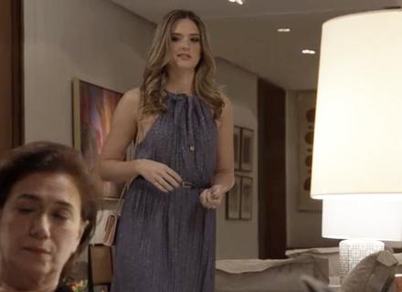 Dicas de Moda: Vestido acinturado de Simone é sucesso no capítulo de 11/10, de 'A Força do Querer'