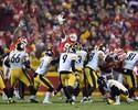 Defesa vai bem, Steelers batem Chiefs e vão pegar os Patriots na final da AFC
