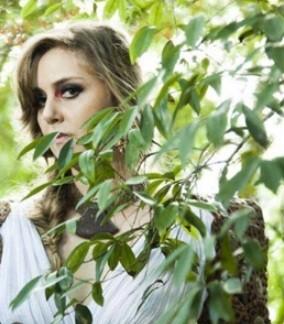 Roberta Nistra, cantora e cavaquinista (Foto: Foto divulgação)