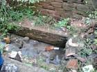 Água barrenta é distribuída em bairros (Francisco Cordeiro/Arquivo pessoal )