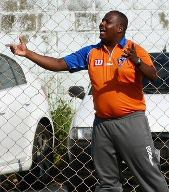 Mário Júnior, treinador do Duque de Caxias (Foto: Vitor Costa/Duque de Caxias FC)