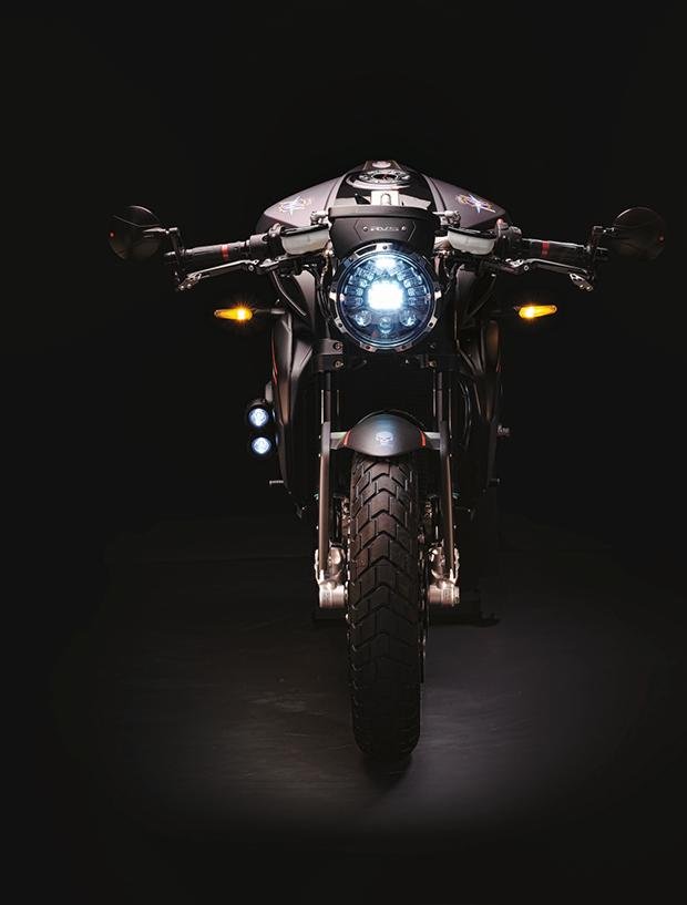 Moto MV Agusta (Foto: Divulgação)