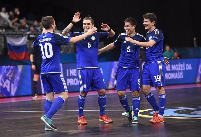 Cazaquistão Itália Uefa Euro Futsal (Foto: Divulgação/Sportslife)
