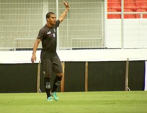 Artur Ponte Preta Ponte lateral-direito lateral Macaca (Foto: Reprodução EPTV)
