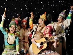 """Espetáculo """"Três Marias"""" concorre ao prêmio de melhor peça para crianças (Foto: Divulgação/UEPG)"""