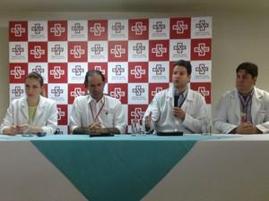 Médicos alertaram para baixo número de doadores e alta demanda de pacientes que precisam de rins.  (Foto: Ronie Cruz/G1 MS)