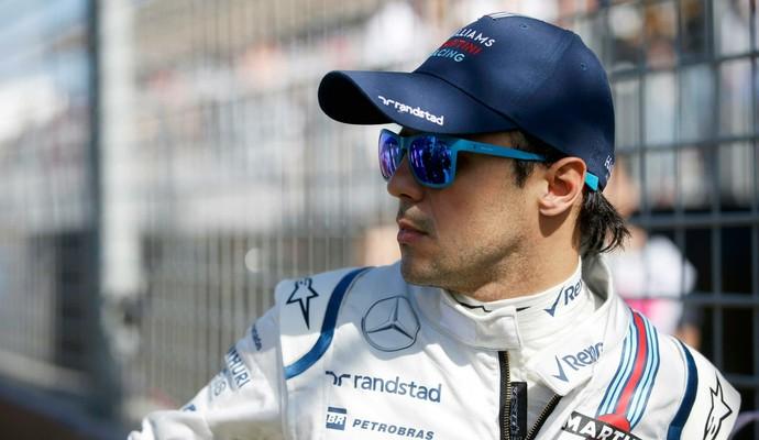 Felipe Massa no Albert Park, palco do GP da Austrália, em Melbourne (Foto: Glenn Dunbar/Williams)