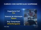 MEC suspende novas matrículas em cursos de 3 faculdades de Goiás; veja
