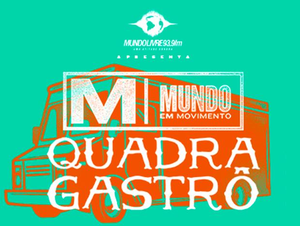 Quadra Gastrô (Foto: Divulgação/RPC)