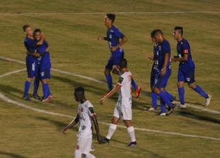 União Mogi X São José sub-20 (Foto: Bruno Rocha)