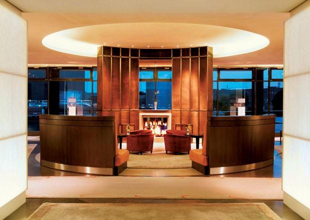 Hotel Ritz Carton, na Alemanha, decorado por Andrée em 2000 (Foto: divulgação)