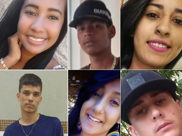 Jovens desapareceram há 4 dias, em Senador Canedo, em Goiás (Foto: Reprodução/Facebook)