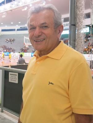 José Medalha Copa TV Tribuna de Basquete Escolar (Foto: Antonio Marcos)