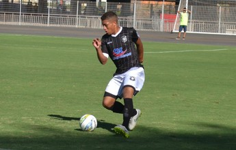 Rio Branco-ES estreia contra o São Carlos na Copa SP de Futebol Júnior