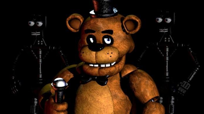 """Five Night's at Freddy's é um dos jogos """"baratinhos"""" no Steam (Foto: Divulgação/Scott Cawthon)"""