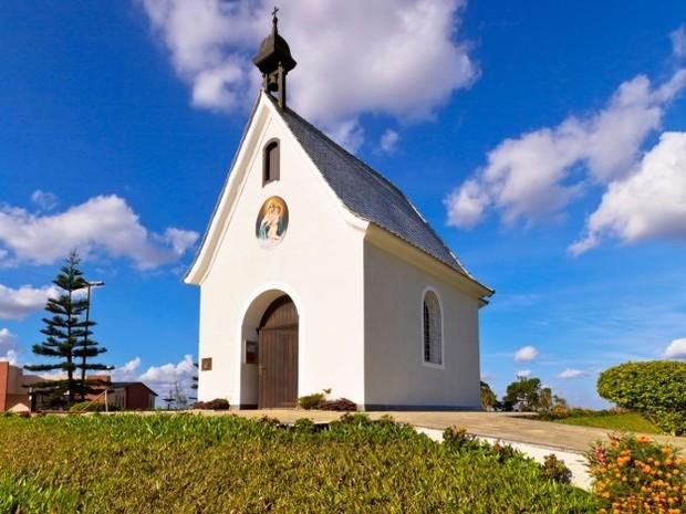 Santuário Mãe Rainha, em Garanhuns (Foto: Divulgação/Prefeitura de Garanhuns)