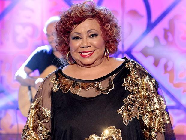 Alcione deu um show em 'Cheias de Charme' (Foto: Cheias de Charme / TV Globo)