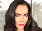 Daniela Albuquerque fala sobre boa forma: 'Malho seis vezes por semana'