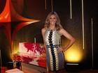 Fernanda Lima descarta chance de ser rainha de bateria: 'Não nessa vida'