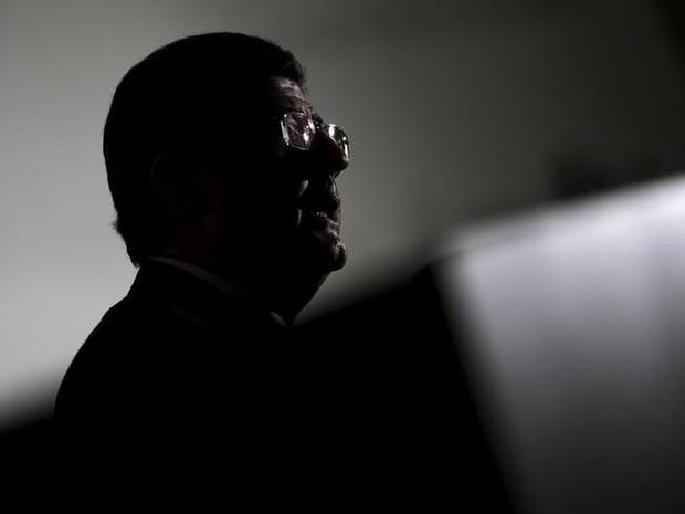 O ministro da Fazenda, Joaquim Levy, em imagem de arquivo (Foto: Ueslei Marcelino/Reuters)