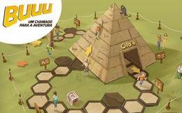 Brinque na Pirâmide de Buuu