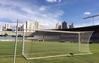Na volta de Márcio, Atlético-GO  recebe o Criciúma em duelo do G-4