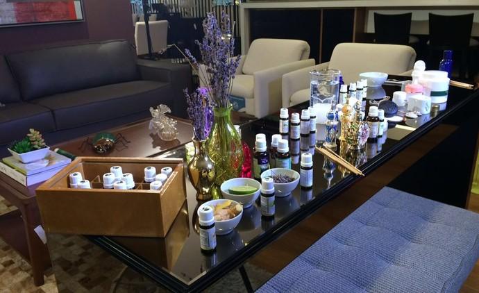 Mistura mostrou diversos itens para preparar produtos de limpeza  (Foto: RBS TV/Divulgação)