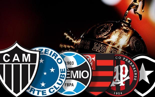 Carrossel_TABELA-Libertadores_2014 (Foto: Infoesporte)