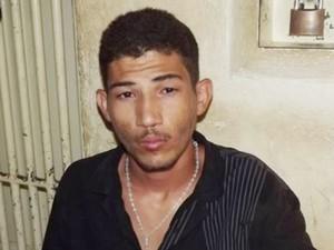 Anderson Jonh de Souza Silva, mais conhecido como 'Pequeno' (Foto: Marcelino Neto)