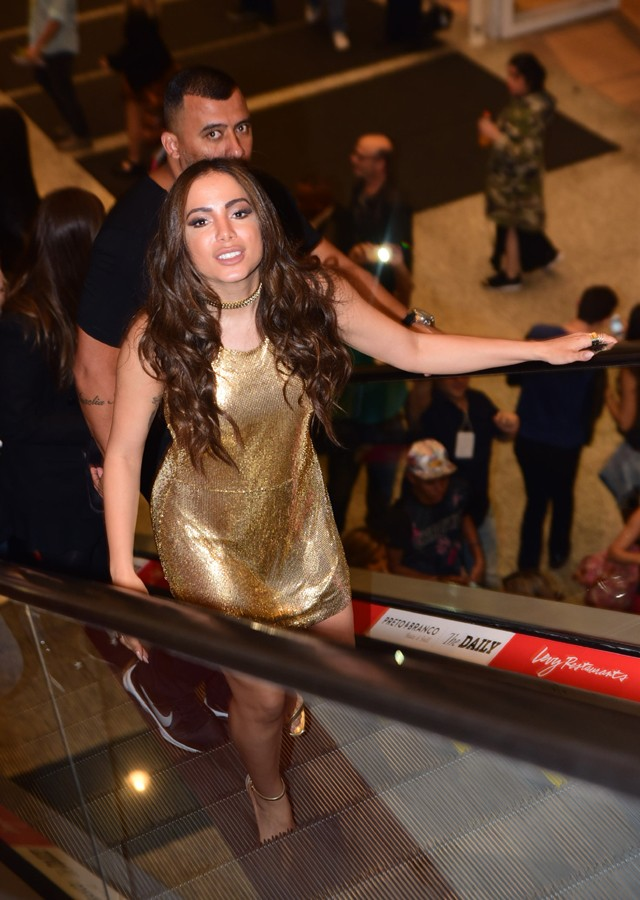 Anitta (Foto: Léo Franco/Agnews)