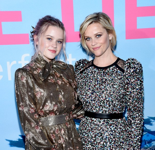 Reese Witherspoon e Ava Phillippe (Foto: Getty Images)