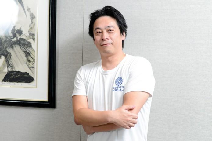 Hajime Tabata, produtor de Final Fantasy 15 (Foto: Divulgação/Square Enix)