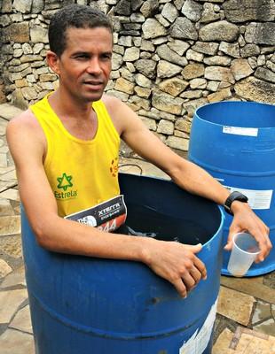 Crioterapia xterra euatleta (Foto: Divulgação)