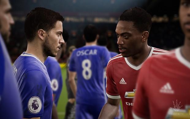 'Fifa 17' segue com as licenças dos principais clubes do mundo todo (Foto: Divulgação/EA Sports)